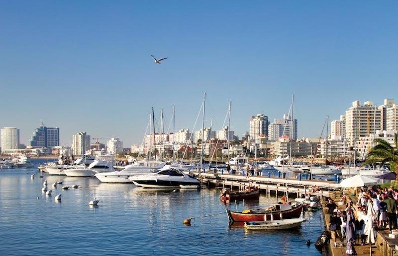 Feriados em Punta del Este em 2020: Porto de Punta del Este