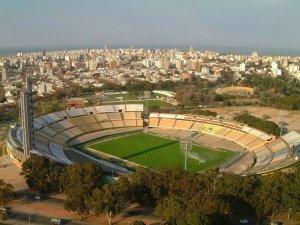 Estádio Centenario em Montevidéu: Parque Batlle