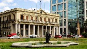 Montevidéu em janeiro: Museo de la Casa de Gobierno