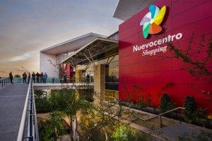 Montevidéu em outubro: Nuevocentro Shopping