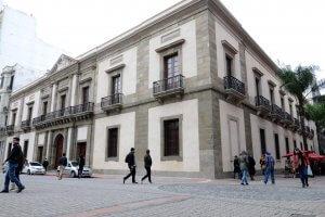 Montevidéu em setembro: Cabildo de Montevidéu