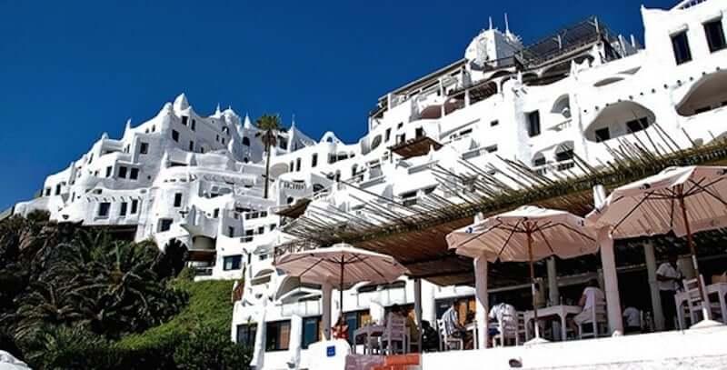 Casapueblo: restaurante Las Terrazas