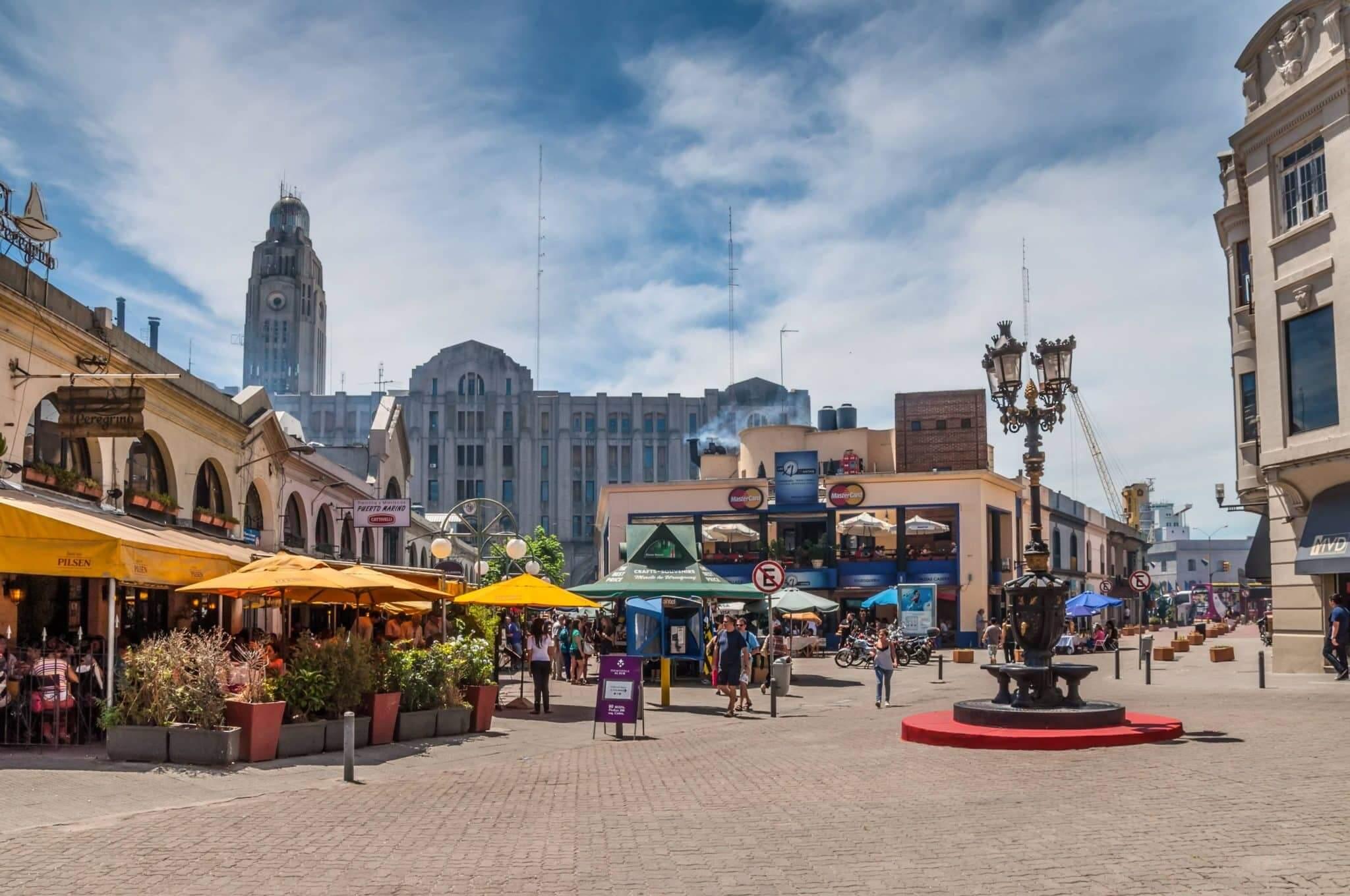 Resultado de imagem para Mercado del Puerto