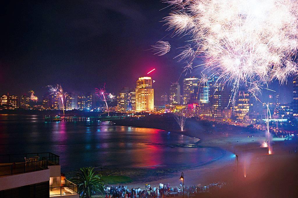 Feriados em Punta del Este em 2020: Ano Novo