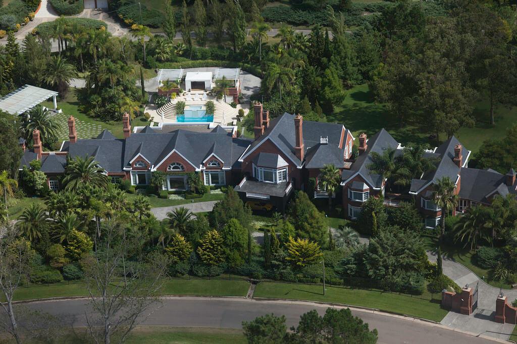 Roteiro de 4 dias em Punta del Este: bairro Beverly Hills