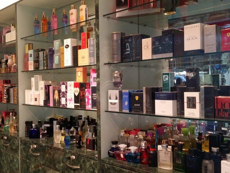 Onde comprar perfumes em Punta del Este