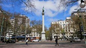 Quando ir para Montevidéu: Plaza Cagancha