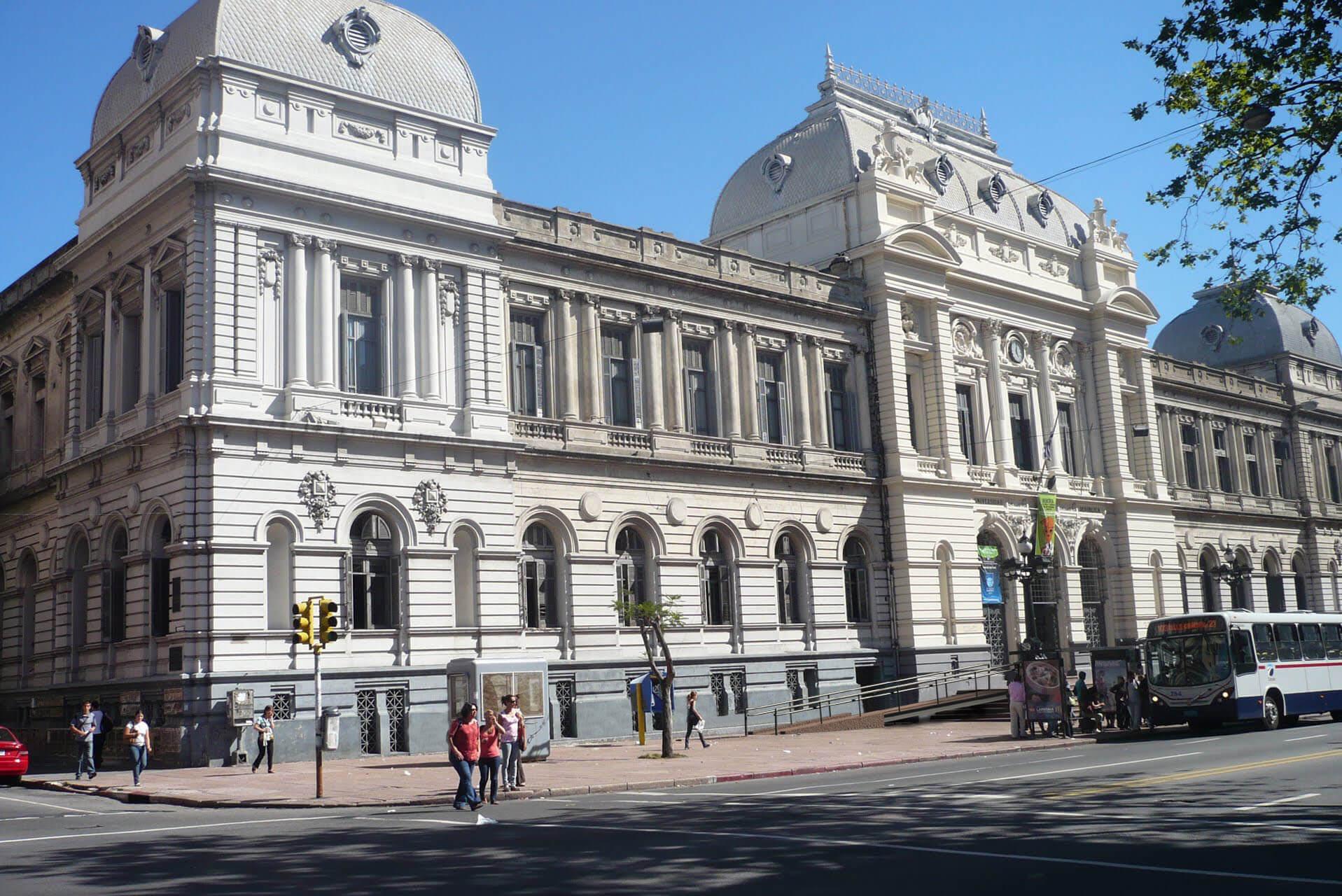 Roteiro de 5 dias em Montevidéu: Universidad de la República