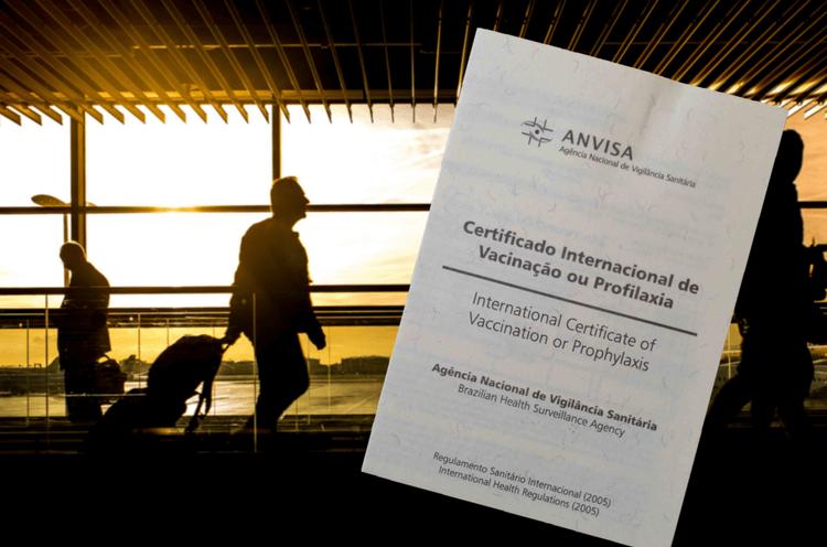 Vacinas e certificado de vacinação para Punta del Este e Uruguai: Certificado Internacional de Vacinação ou Profilaxia (CIVP)