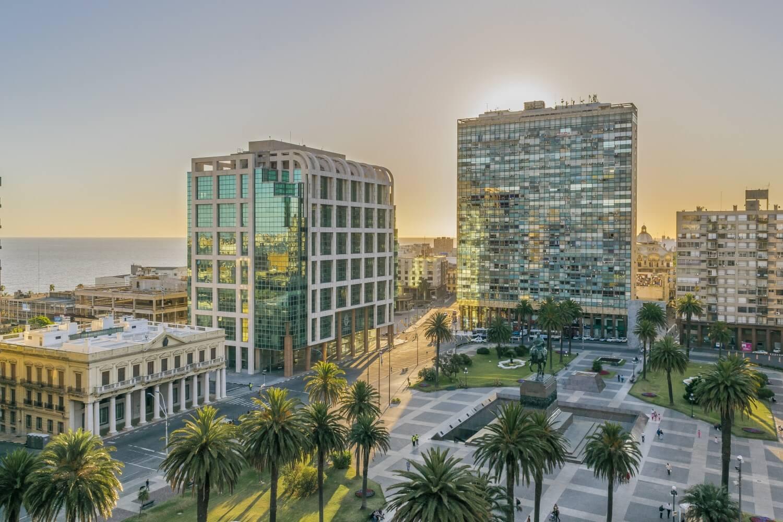 Feriados em Montevidéu em 2020: Plaza Independencia