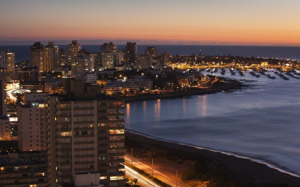 Punta del Este em novembro