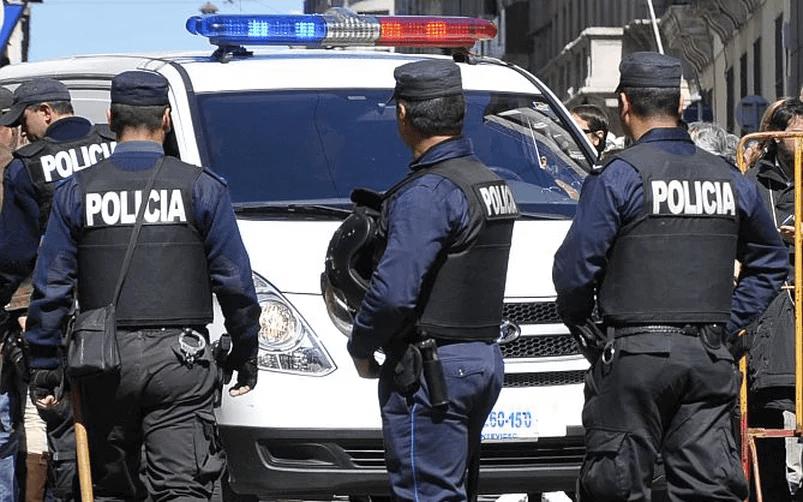 Dicas de segurança em Montevidéu: polícia