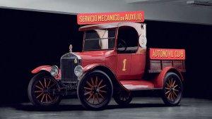 Museo del Automóvil Eduardo Iglesias em Montevidéu: Automóvil Club