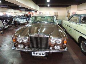 Museo del Automóvil Eduardo Iglesias em Montevidéu: carro antigo