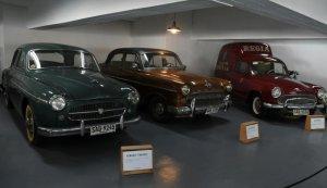 Museo del Automóvil Eduardo Iglesias em Montevidéu: exposição