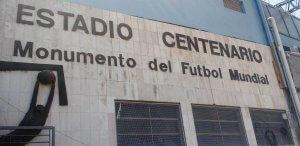 Estádio Centenario em Montevidéu