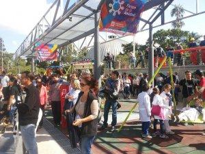 Parque de la Amistad em Montevidéu: atrações