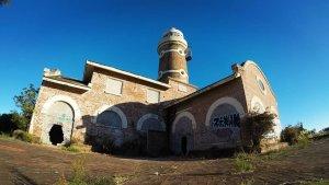 Parque Molino de Giot em Punta del Este: casarão