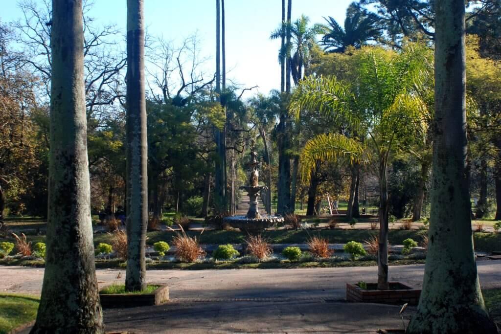 Parque del Prado em Montevidéu: Jardim Botânico