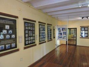Parque Arboretum Lussich em Punta del Este: Museo del Azulejo