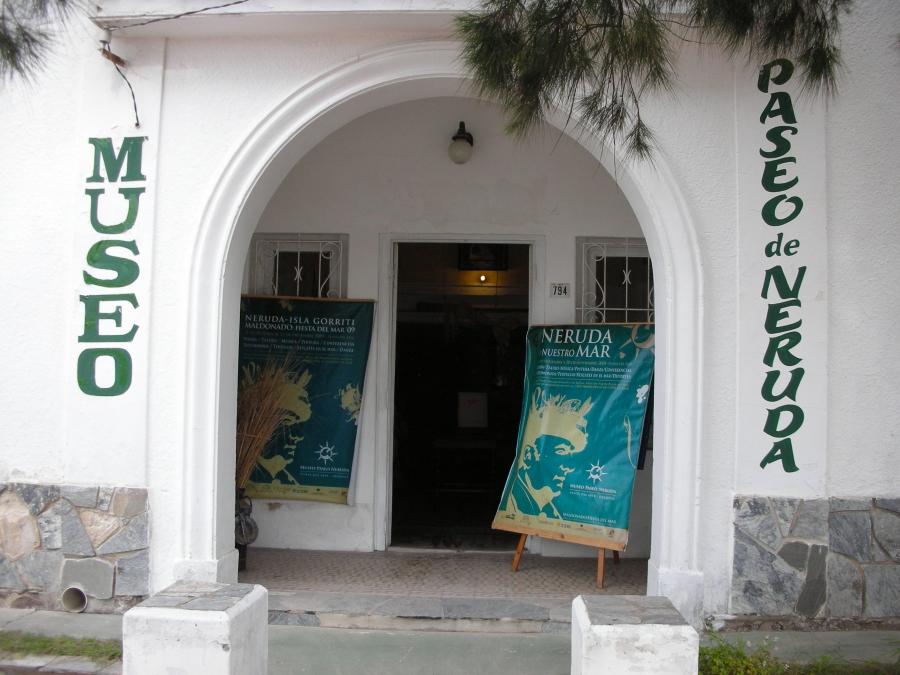 Museo Paseo de Neruda em Punta del Este