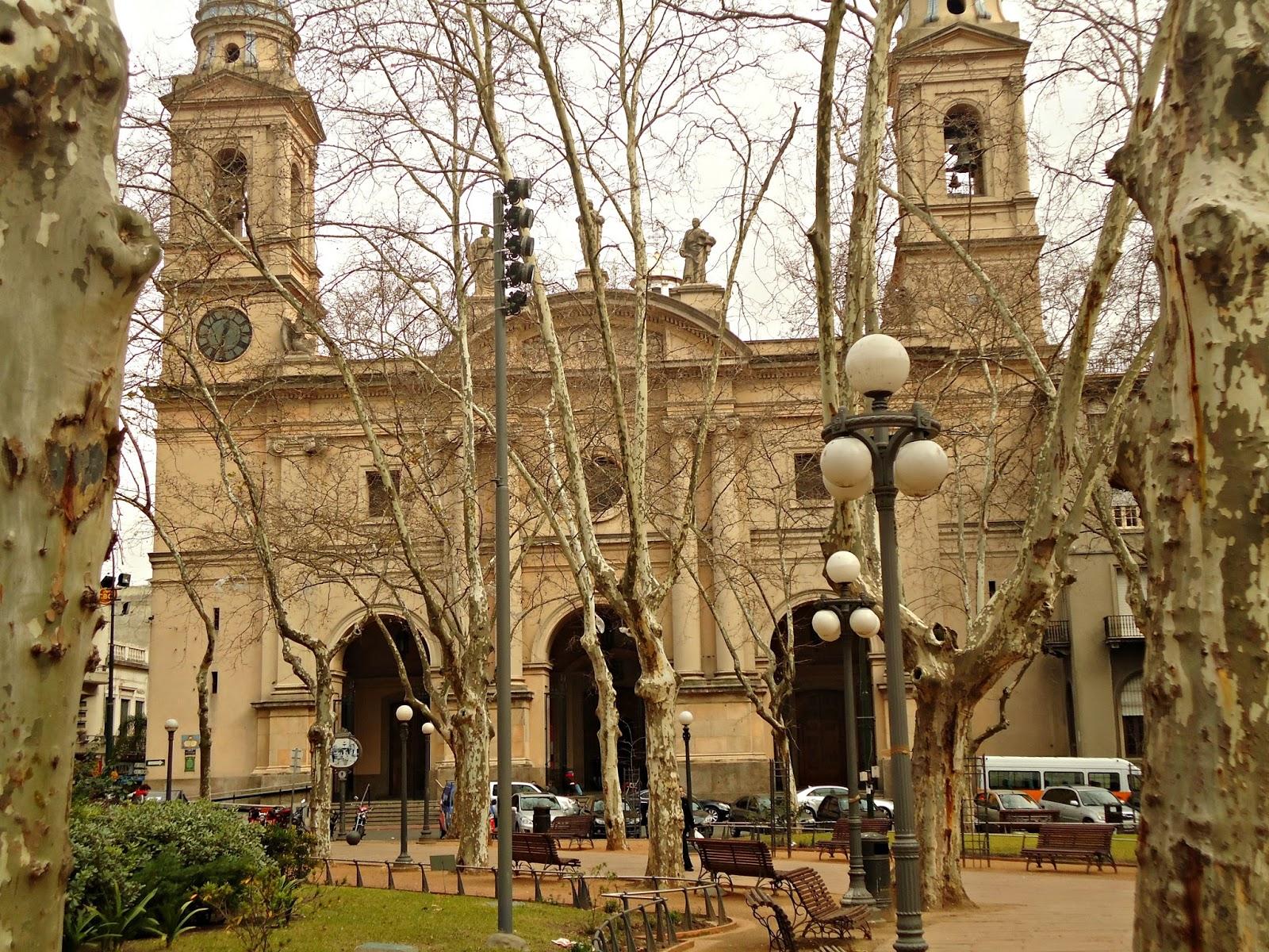10 atrações imperdíveis para conhecer no Uruguai: igreja