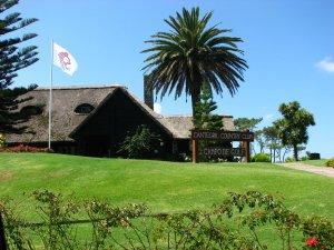 Campos de golfe em Punta del Este: campo de golfe Cantegril Country Club