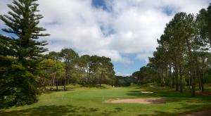 Campos de golfe em Punta del Este: campo de golfe Club del Lago