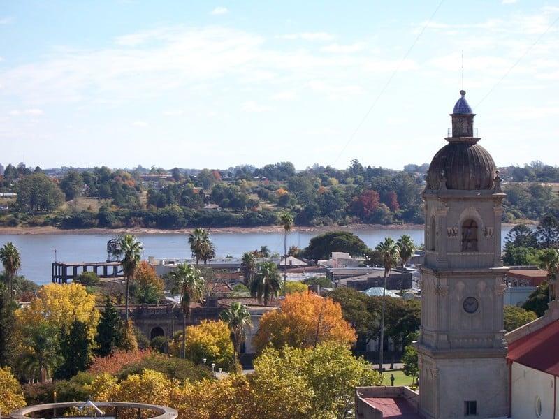 Cidades fora do roteiro turístico no Uruguai: salto