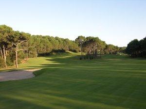 Campos de golfe em Punta del Este: Club del Lago