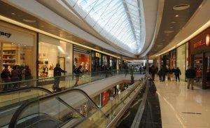 Nuevocentro Shopping em Montevidéu: lojas