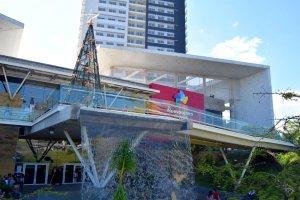 Nuevocentro Shopping em Montevidéu: informações
