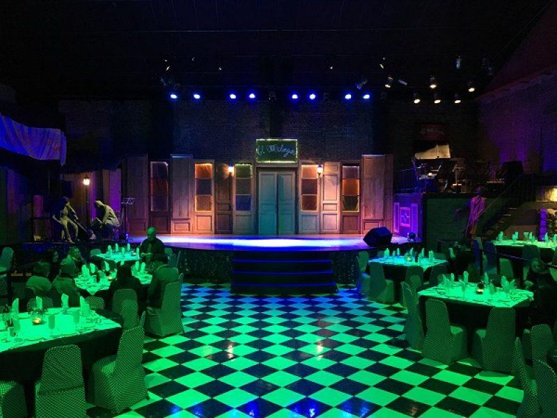 Show de tango El Milongón em Montevidéu: show