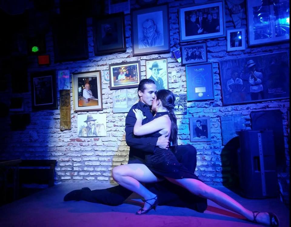 Shows de tango em Montevidéu: tango