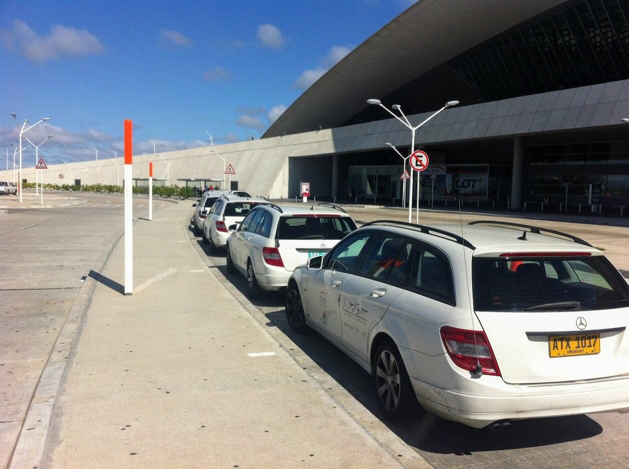 Transporte em Montevidéu: táxi