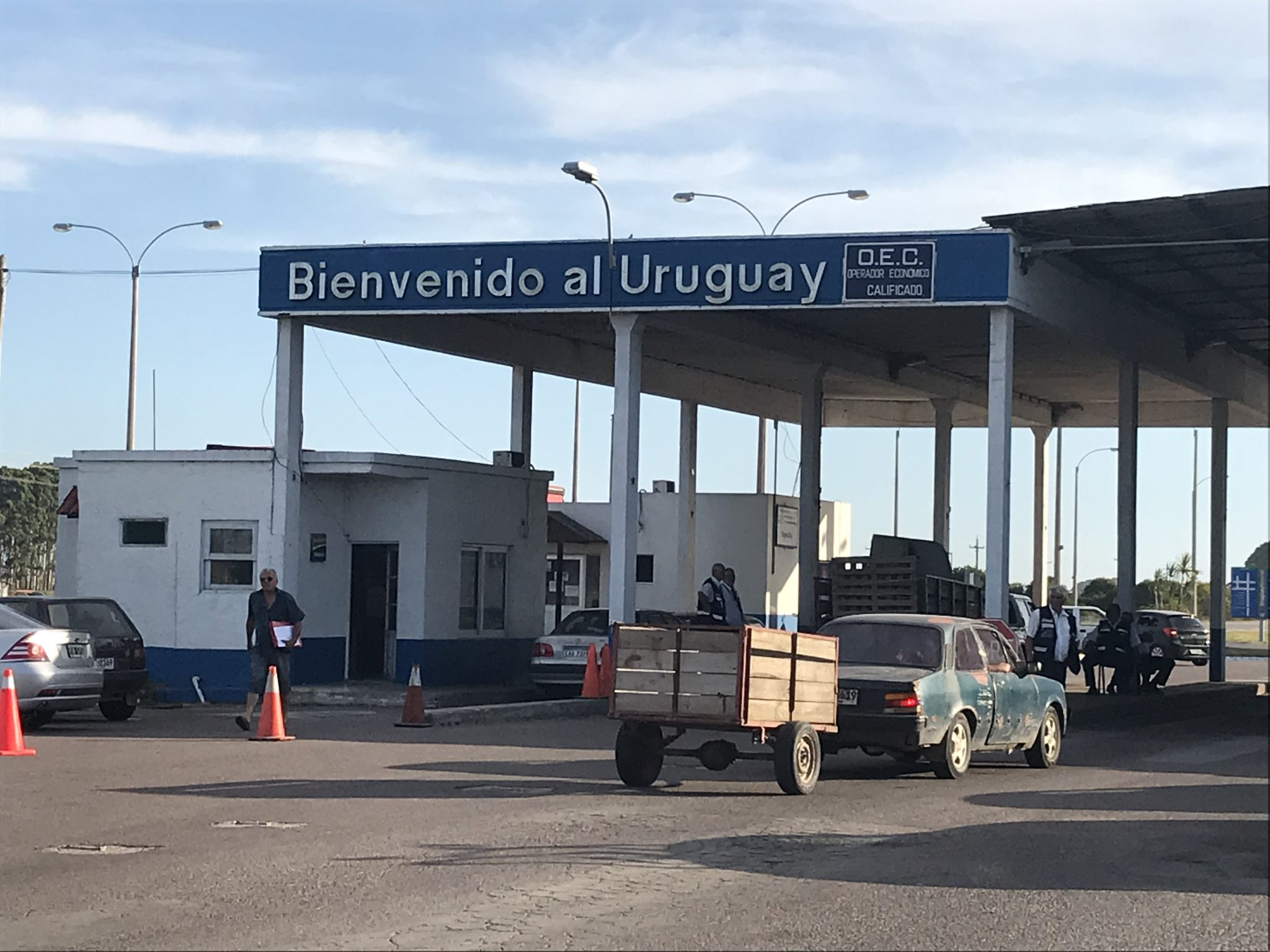 Transporte em Punta del Este