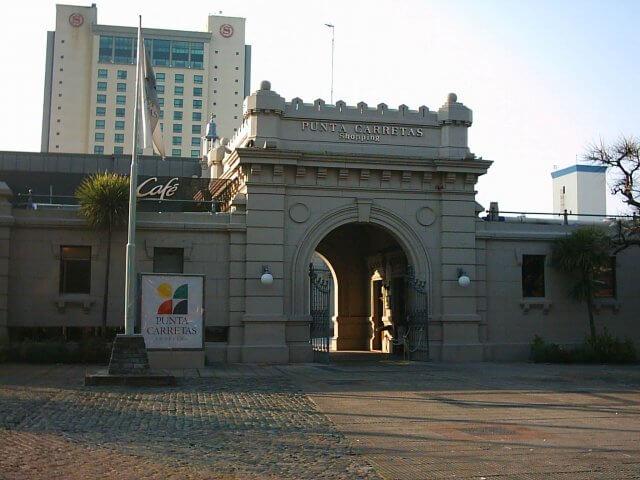 Punta Carretas Shopping em Montevidéu
