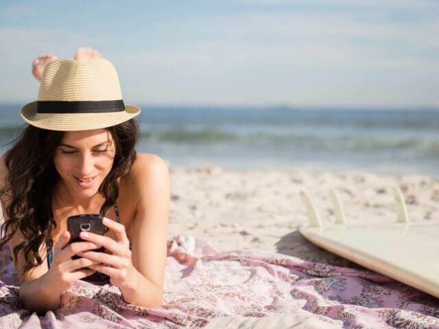 Como usar o celular à vontade em Punta del Este