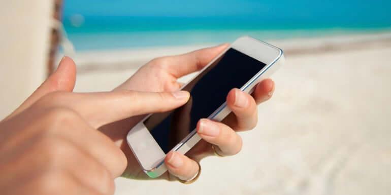 Chips para usar o celular em Punta del Este