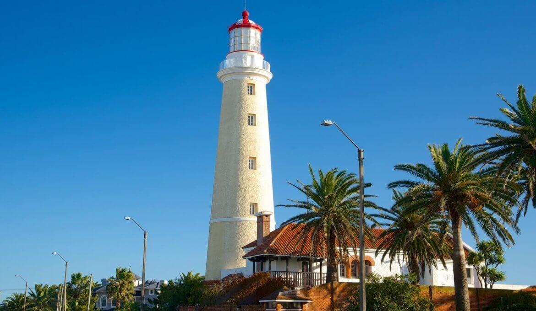 Pontos turísticos em Punta del Este: Farol de Punta del Este