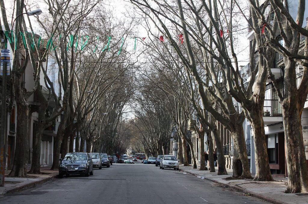 Clima no Uruguai: Inverno