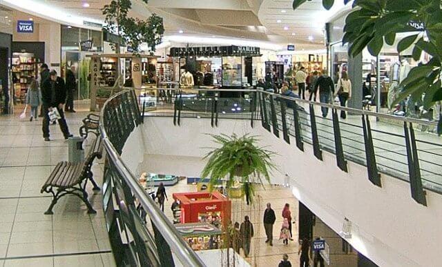 Shoppings em Punta del Este