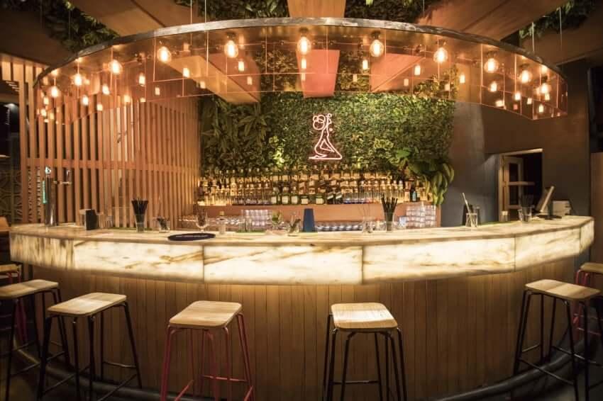 Melhores bares em Montevidéu: bar Volvé Mi Negra