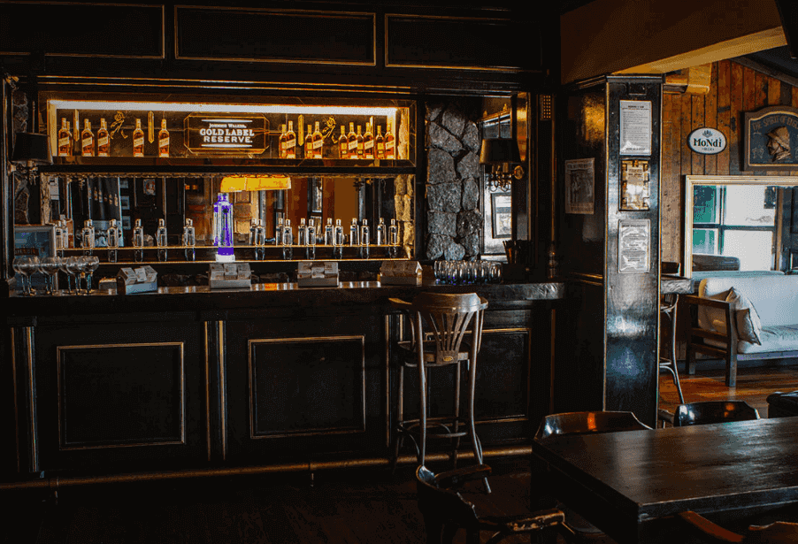 Bares em Punta del Este: Moby Dick Pub