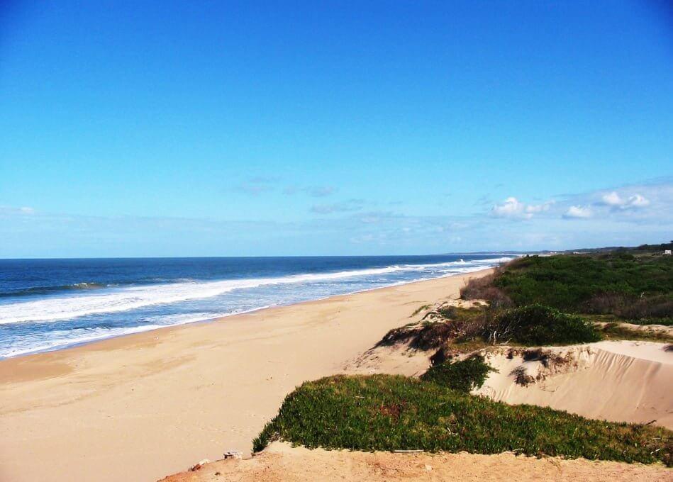 Praias em Punta del Este