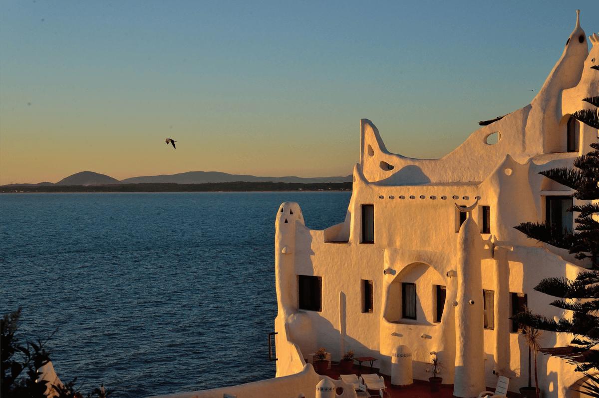Como transferir dinheiro para Punta del Este: Casapueblo