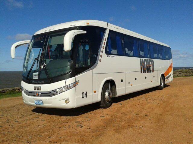 Passeio de ônibus turístico em Punta del Este