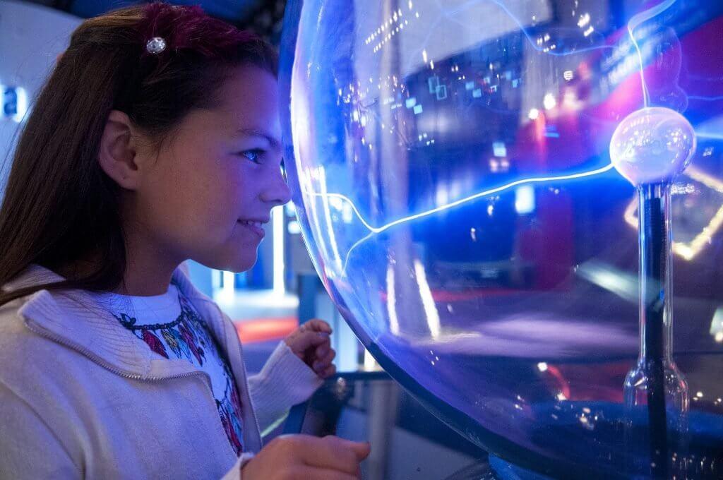 Espacio Ciencia – LATU em Montevidéu