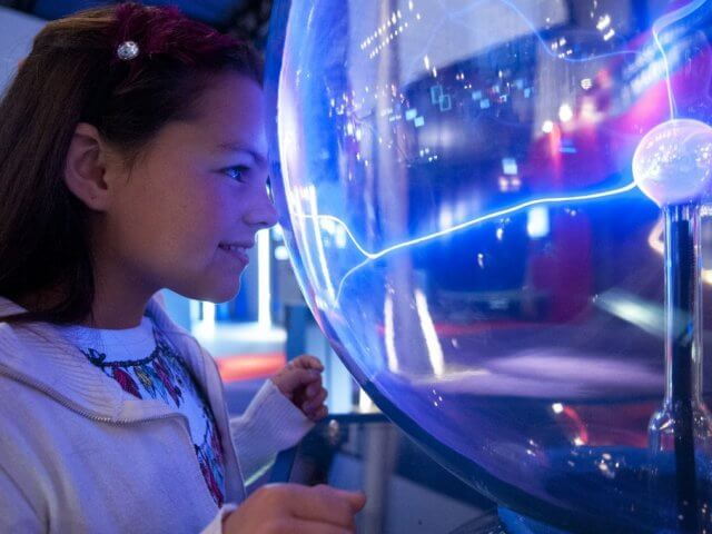 O que fazer com crianças em Montevidéu: Espacio Ciencia - LATU
