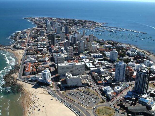 Roteiro de 4 dias em Punta del Este